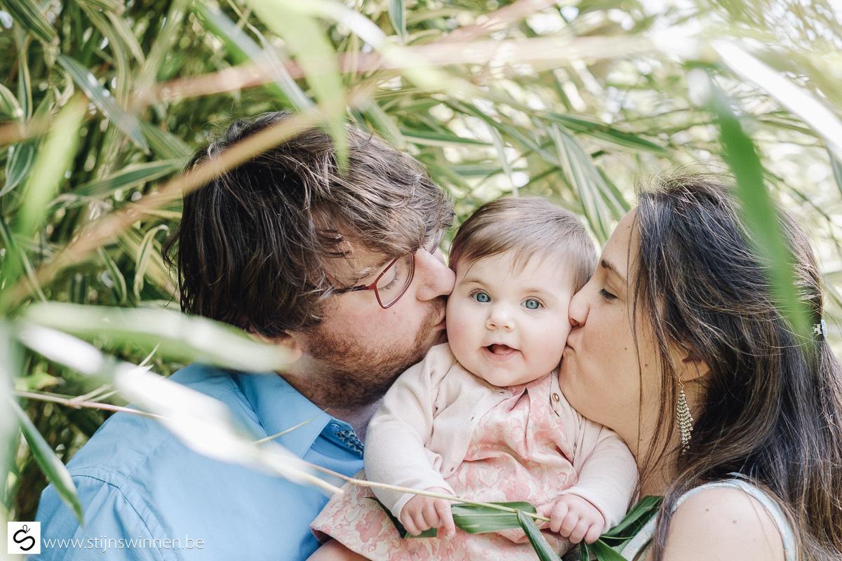 Familie shoot met Joke en Pieter