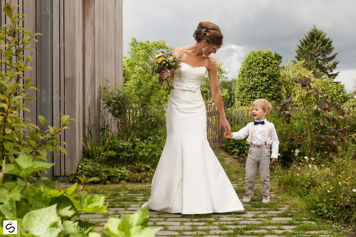 Huwelijk van Friedl en Kristof