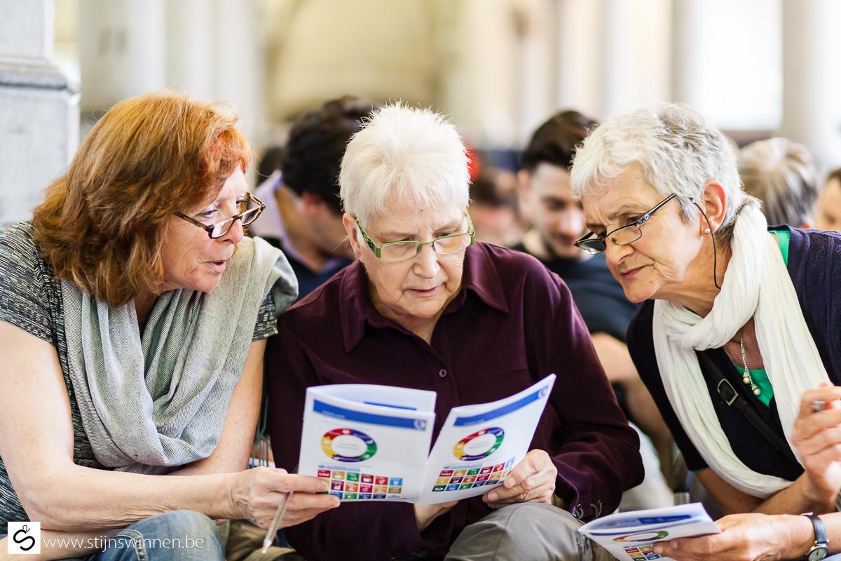 Presentatie workshop Duurzame Ontwikkeling stad Mechelen